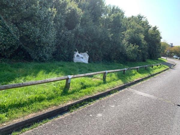 Thes was dumped over night 15 Septemeber -103 Blagdon Road, Reading, RG2 7NJ