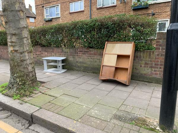 As seen in pictures -562 Katherine Road, Green Street East, E7 8EA