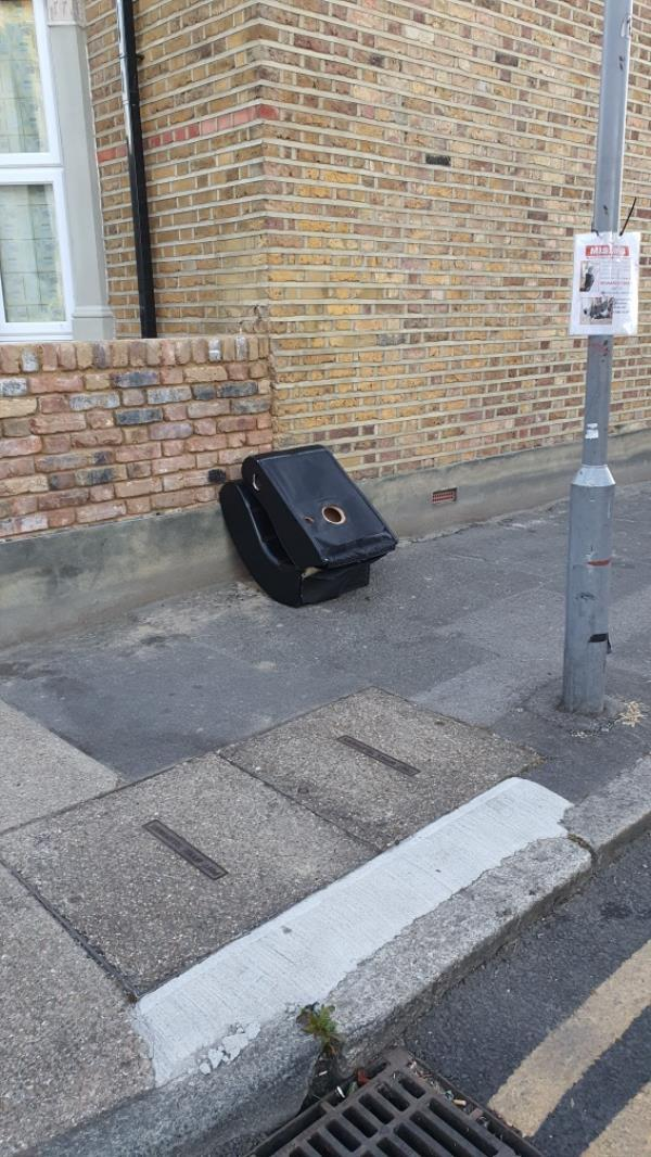 car seat ISMAILIA ROAD-11 Elmhurst Road, London, E7 9PQ