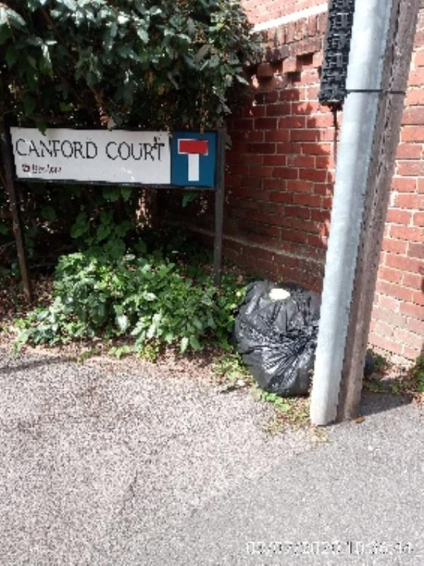 Have investigated ease collect on corner of Cranford Court and wilton Road -Marsh Court, Wilton Rd, Reading RG30 2ST, UK