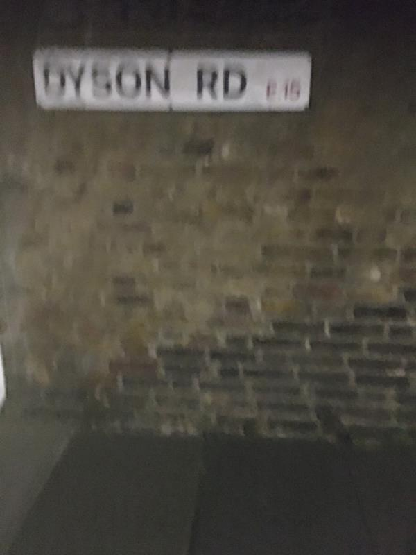 New name Needed! This road name is dirty and filthy! Very old and needs to be updated! How can we have old names! image 2-158c Romford Road, London, E15 4LD