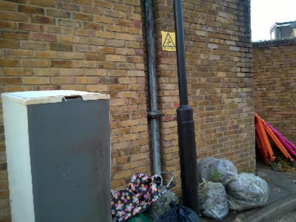 fridge bags of leafs-151 Barking Rd, East Ham, London E6 1LD, UK