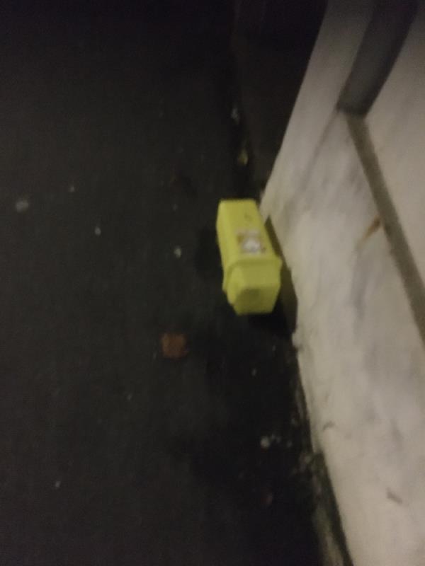 Rubbish -264 Strone Road, Manor Park, E12 6TP