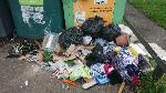 House old waste builders waste flytipping possible evidence needs to be investigated before removal  image 1-1 Neath Gardens, Reading, RG30 4UN