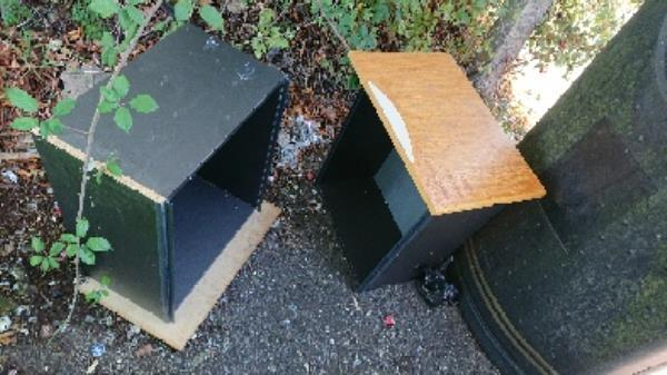 House old waste removedl fly tipping on going at this site -44 Long Barn Lane, Reading, RG2 7SX