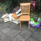 Flytipping needs clearing.  -238 Evering Road, London, E5 8AJ
