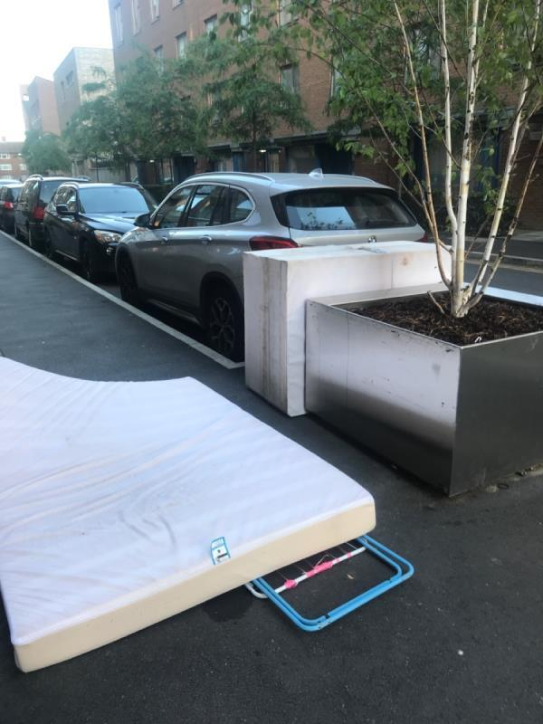 Mattresses-Pioneer Court, 50 Hammersley Road, London, E16 1TQ