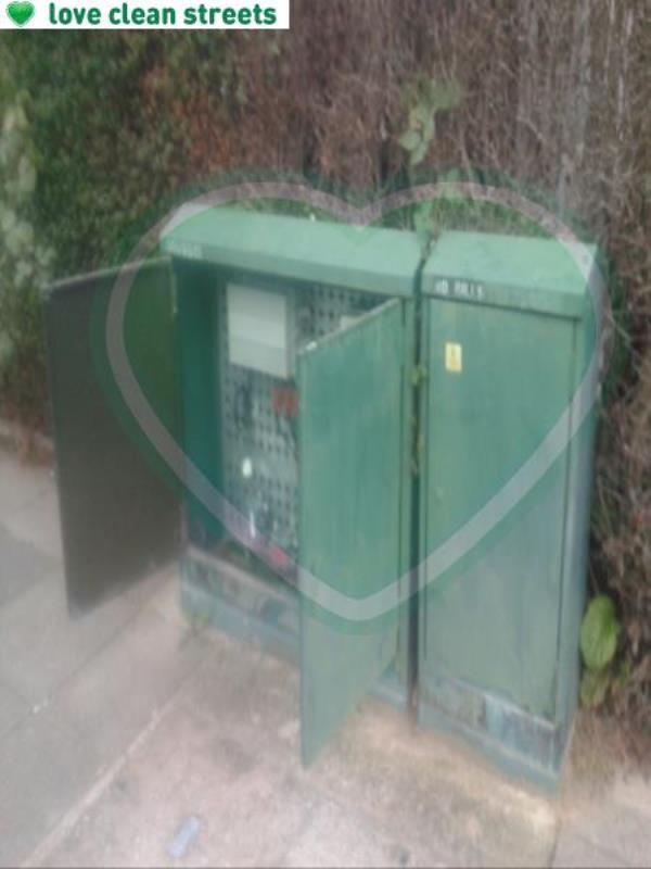 Vorgon media cable box jas bren left open-65 Sandpit Road, Bromley, BR1 4PF