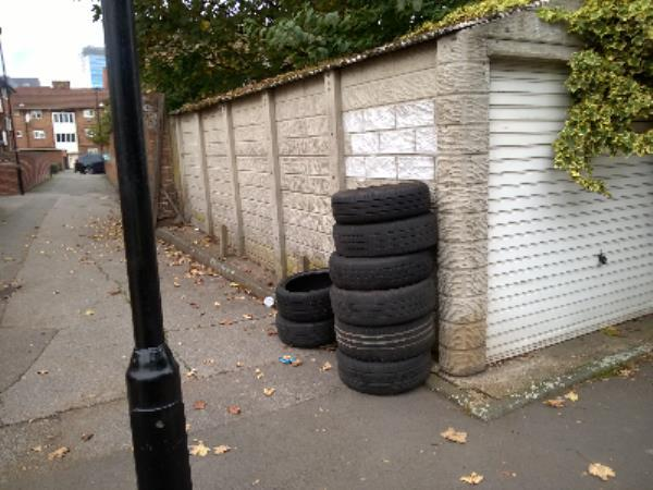 tires-80 Butchers Road, Canning Town, E16 1ND