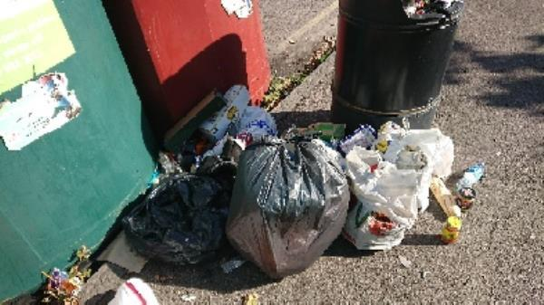 house old waste removedl fly tipping -Vincent House Great Knollys Street, Reading, RG1 7DA