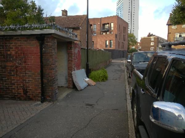 wood shrub mattress-4 St John's Rd, London E16 1NS, UK