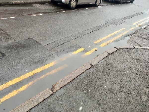 Blocked drain -Willowbrook Workshops Syston Street West, Leicester, LE1 2JU