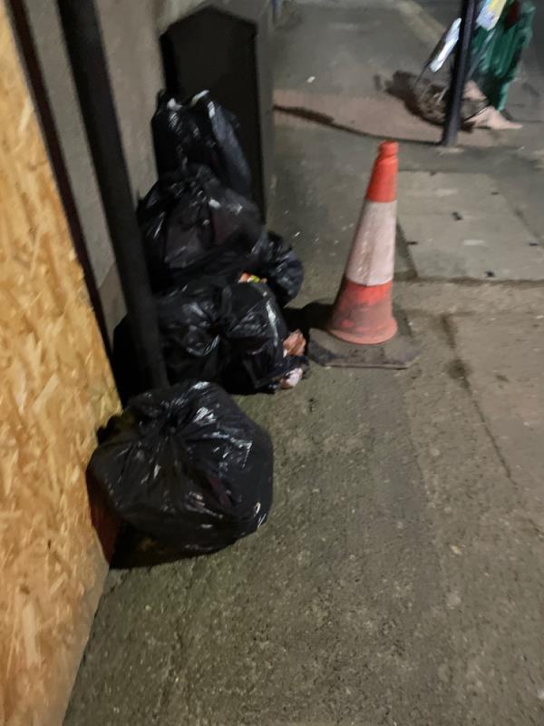 Rubbish  image 1-188 Plashet Grove, East Ham, E6 1BE