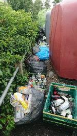 House old waste removedl fly tipping excess bottle s large amount removedl  image 1-4 Palmer Park Avenue, Reading, RG6 1LF