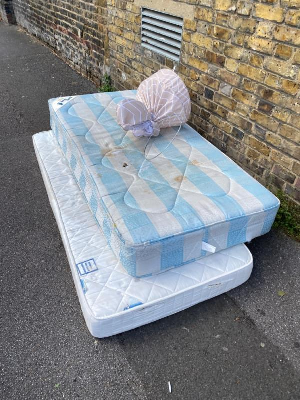 Mattresses-54 Richmond Road, London, E7 0PZ