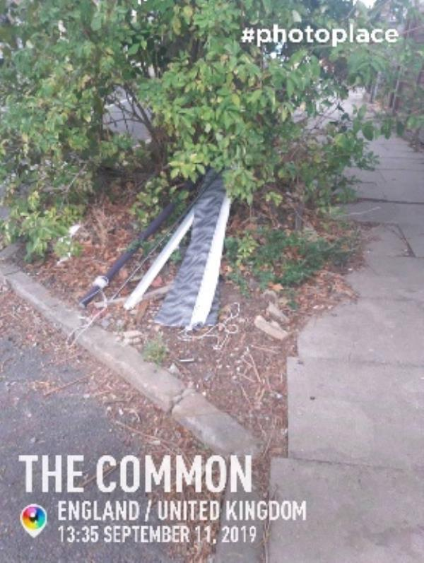 fly tip  image 1-5a The Common, London, UB2 5JF