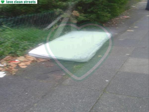 please clear a mattress-57 Old Bromley Road, Bromley, BR1 4JZ
