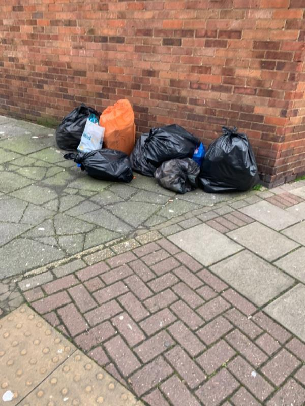 This is a weekly issue -1 Swete Street, Plaistow, E13 8BE