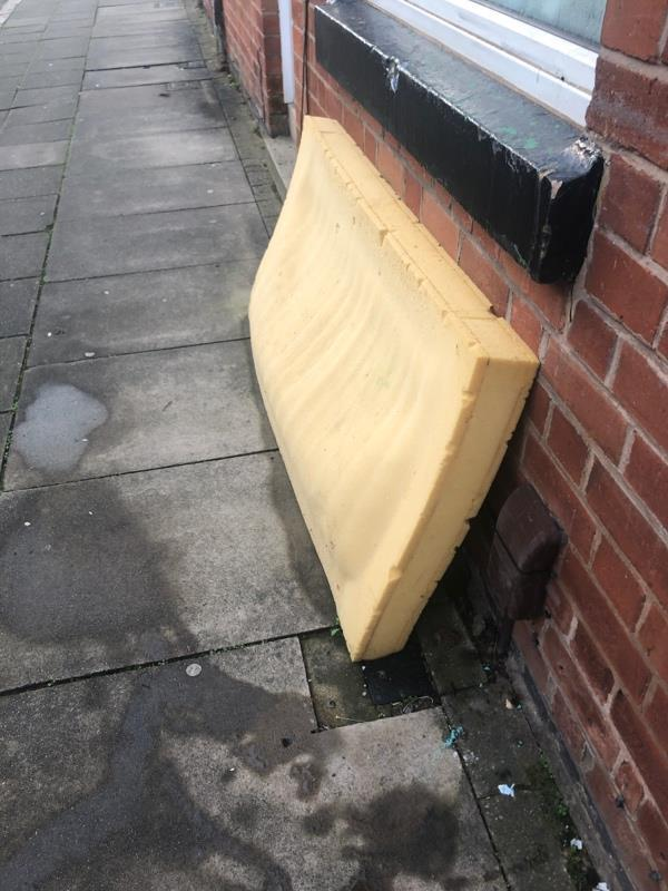 Mattress -53 Medway Street, Leicester, LE2 1BR