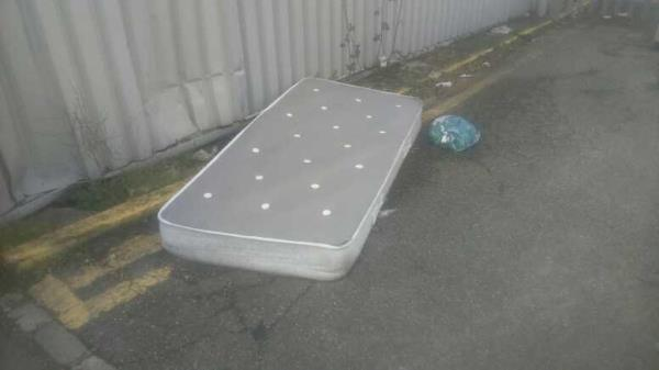 fly-tipping -196 Basingstoke Road, Reading, RG2 0XA