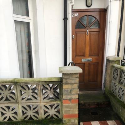 Neighbours leave rubbish outside house every single day on street. Attracting rats. Big continual problem. Could someone have a word?-208 Millfields Road, London, E5 0DA