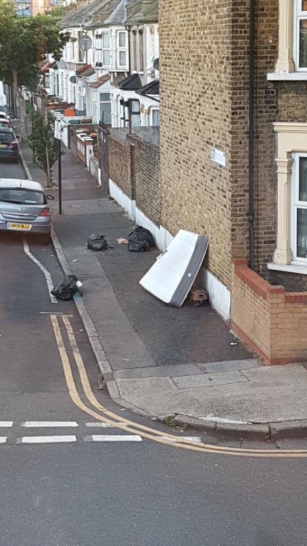 issue with this location? Pls check reports for the Las 2 years and take action-130 Grangewood Street, East Ham, E6 1HD