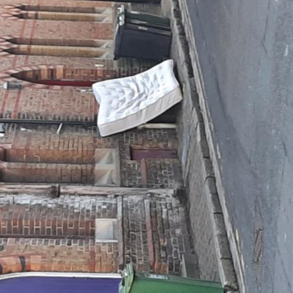 please collect flytipped mattress leaf hall road.  Kind regards   Gary Batchelor senior advisor  Neighbourhood first-2 Leaf Hall Road, Eastbourne, BN22 7NB