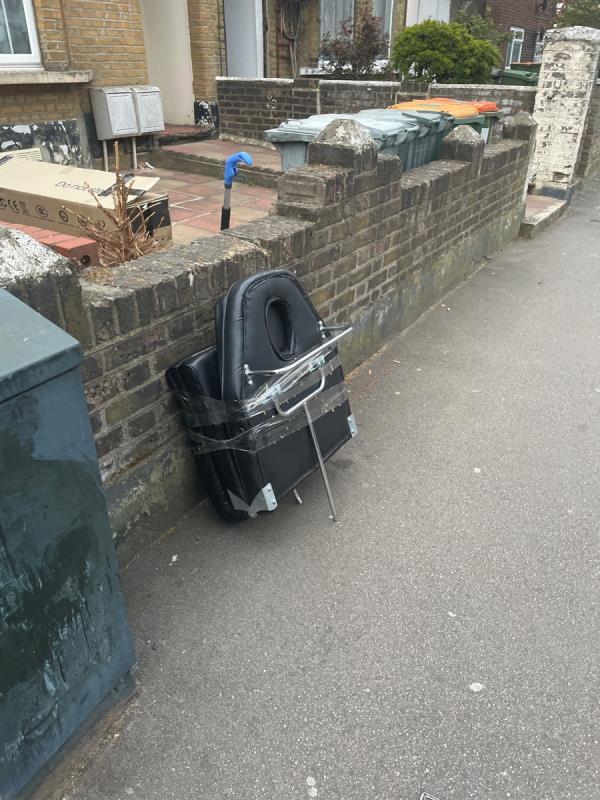 Rubbish  image 1-95 Sebert Road, London, E7 0NJ