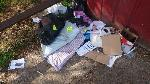 House hold waste removed fly tipping on going at this site large amount removed has been investigated now removed  image 1-1 Gratwicke Rd, Tilehurst, Reading RG30 4TU, UK