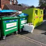 SEESL from NP Zone2 EBC 1st April 3.40pm please could you clear the side waste at the Waitrose bring site.   thank you image 1-Crowne House Star Road, Eastbourne, BN21 1NG
