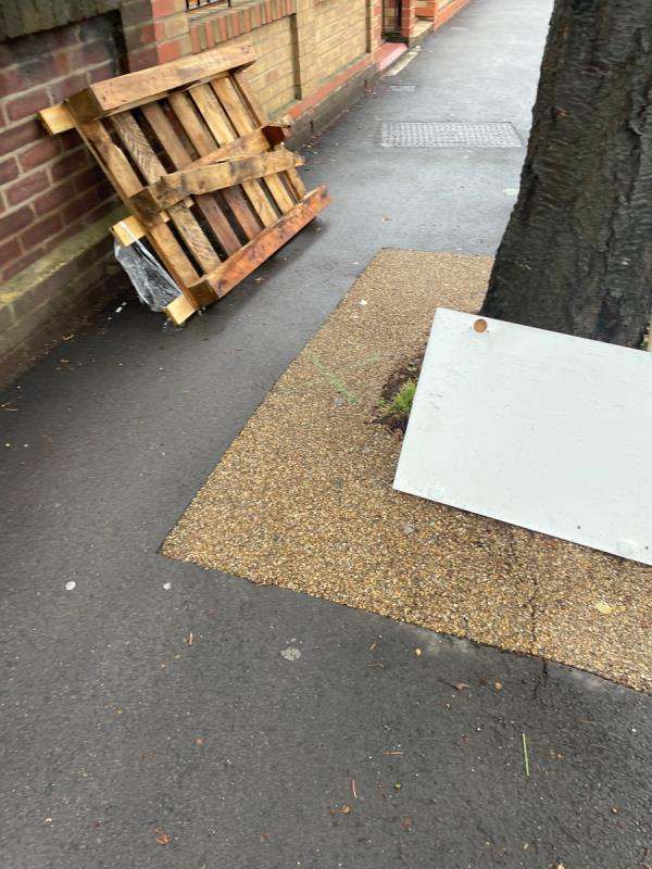 Rubbish image 1-21 Sheridan Road, Manor Park, E12 6QT