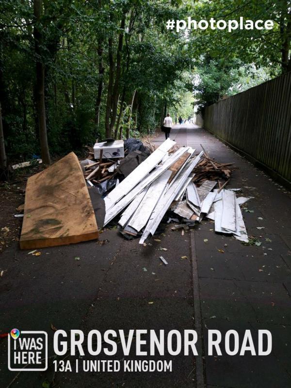 builders material image 1-11 Grosvenor Road, London, UB2 4BP