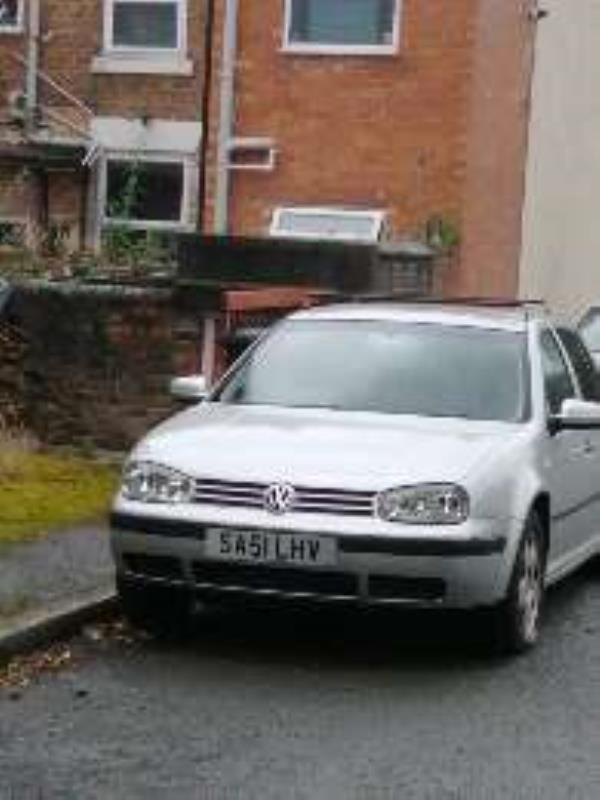 SA51 LHV Flat tyres, no tax or MOT. -32a Chester Street, Chester, CH4 8BJ