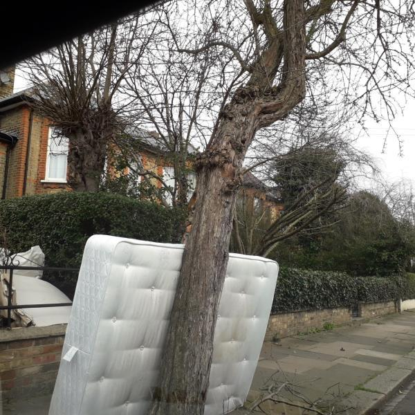 1 mattress -102 Windsor Road, London, E7 0RB