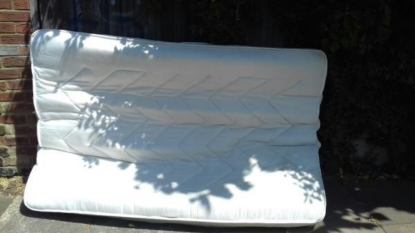 A mattress dumped near 70 Bolton Road -70 Bolton Road, London, E15 4JY