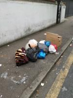 Horrible people dumping rubbish  image 1-2 Gladstone Ave, London E12 6NS, UK