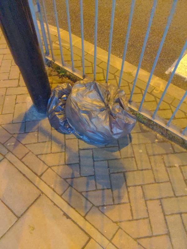Fly tipped items-212 Hither Green Lane, London, SE13 6RS
