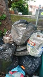 House old waste removed fly tipping on going at this site large amount removed image 2-125 Cranbury Road, Reading, RG30 2TD