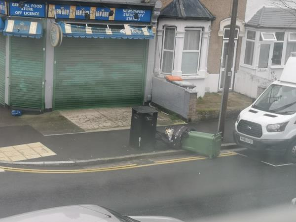 suitcase dumped image 1-55b Frinton Road, London, E6 3EZ