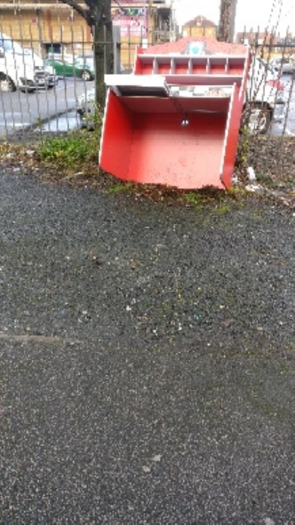 near Wellesley rd but on Redvers rd-8 Buller Road, London, N22 6EP