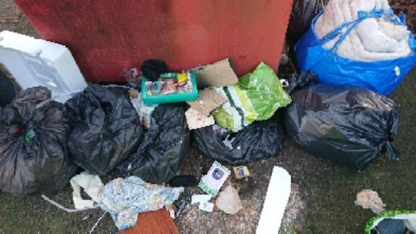 House old waste needs to be investigated before removal -12 Florence Walk, Reading RG1 3HH, UK