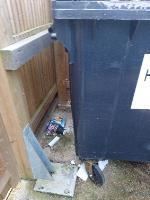 excess waste 1 Bevan Close binstore  image 1-19 Conwy Close, Reading, RG30 4HS