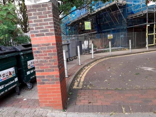 cleared -18 Lubbock Street, New Cross Gate, SE14 5HT