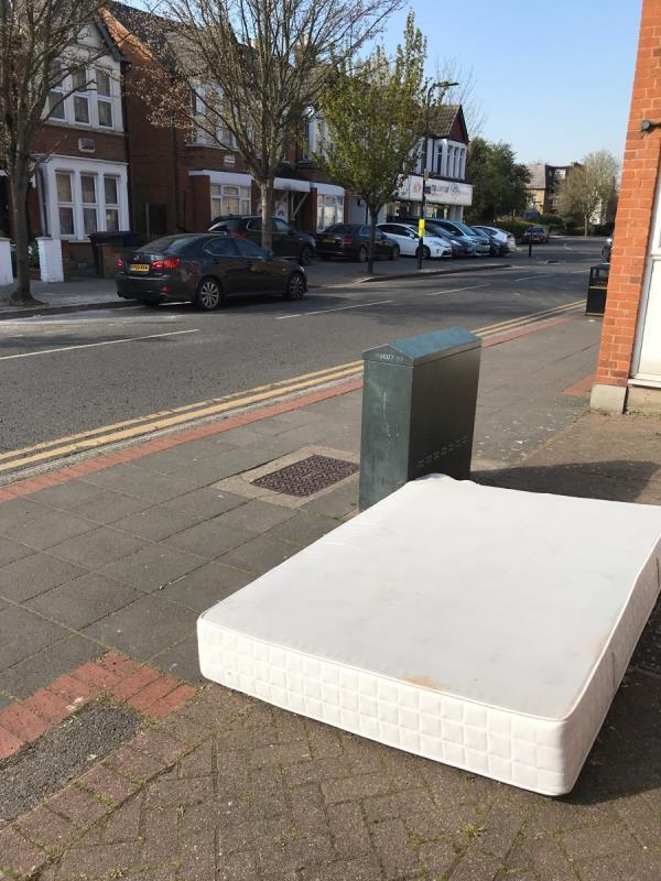 Mattress -9a Leeland Terrace, West Ealing, W13 9HW