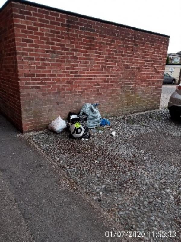 Near 21_29 spring terrace has been investigated can be collected -64 Essex Street, Reading, RG2 0EH