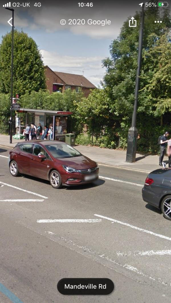 Felt pen tags are located on a CCTV pole situated by a bus stop on Mandeville Road Approaching Northolt tube station passed the junction of Moat Farm Road -51 Mandeville Rd, Northolt UB5 5EN, UK