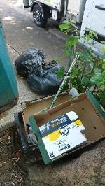 House old waste removedl 2man lifted needed to remove washing machine  image 1-125 Cranbury Road, Reading, RG30 2TD