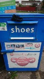 Clothing bank needs to be emptied. Shoe bank book bank needs to be emptied  image 1-28 Northbrook Road, Reading, RG4 6PF