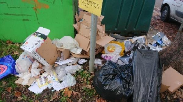 Possible evidence investigation needed before removal -97 Kensington Rd, Reading RG30 2TB, UK