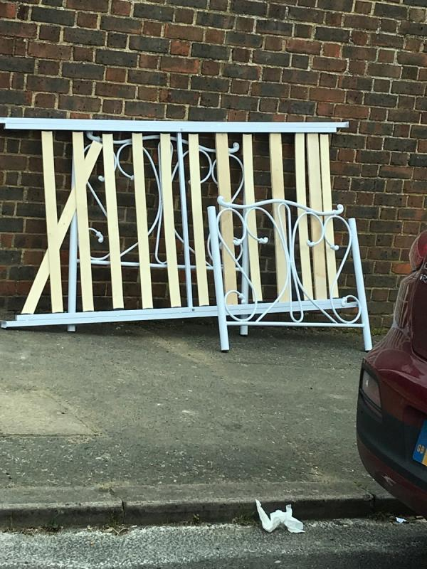 Mobile 10 job please remove all fly tipping along Dalmatian Road starting from flats 37-47 going down to Wastdale Road both sides thank you-62 Dalmain Road, London, SE23 1AR